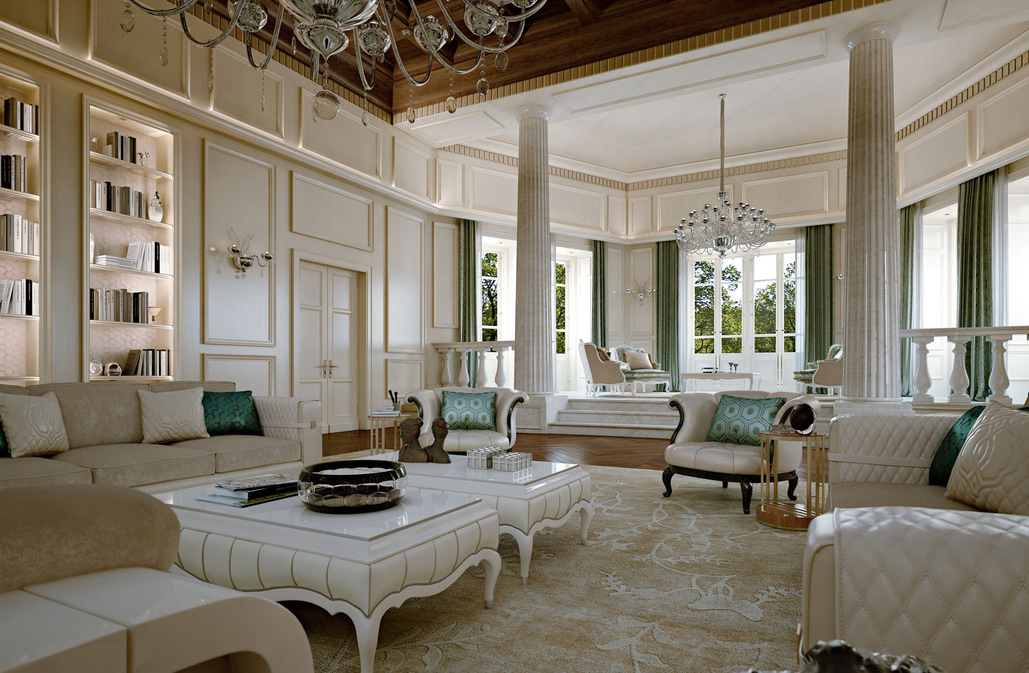 bedrooms luxury complements